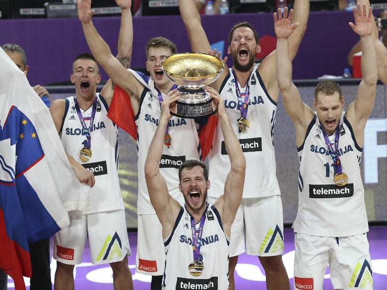 Goran Dragic的淚、斯洛維尼亞的夢