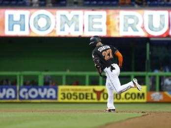 Smashing: MLB home run record on track to fall