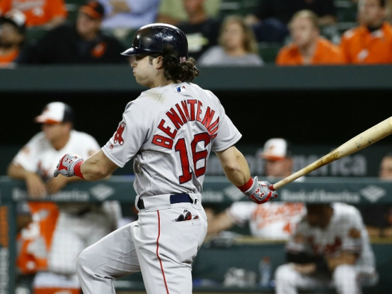 Red Sox form continues with win over Orioles