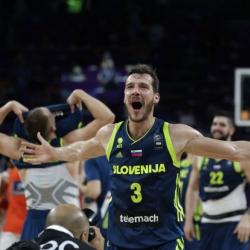 Dragic retiring from Slovenia team after Euro win ... 64343e82d