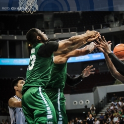 Mbala lives up to expectations with 32-10 in return