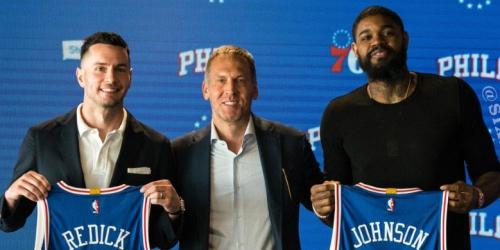 2017 NBA offseason moves: Atlantic Division
