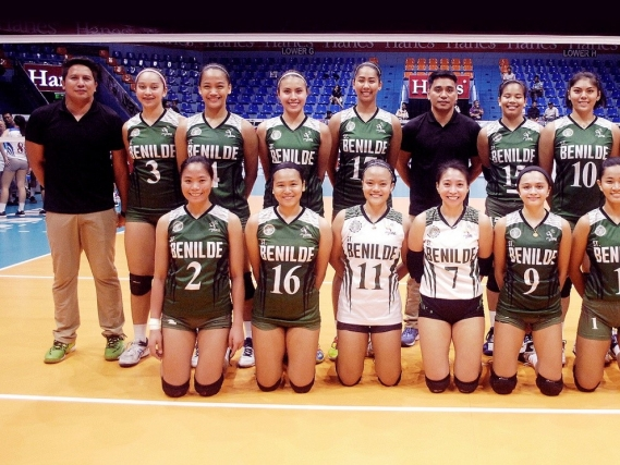 Veteran Musa left to hold the fort for the Lady Blazers