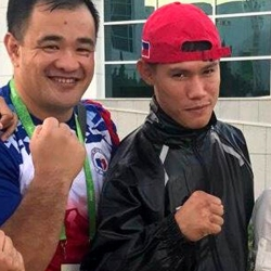 Delarmino advances to AIMAG muay thai gold medal match