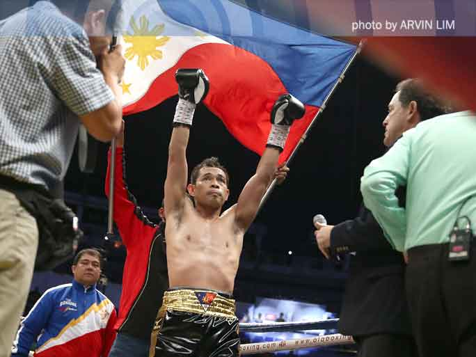 Pinoy boxing great Donaire Jr. set to make in-ring return