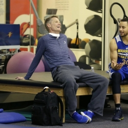 Camp time! Warriors, Wolves prepare to open training camp