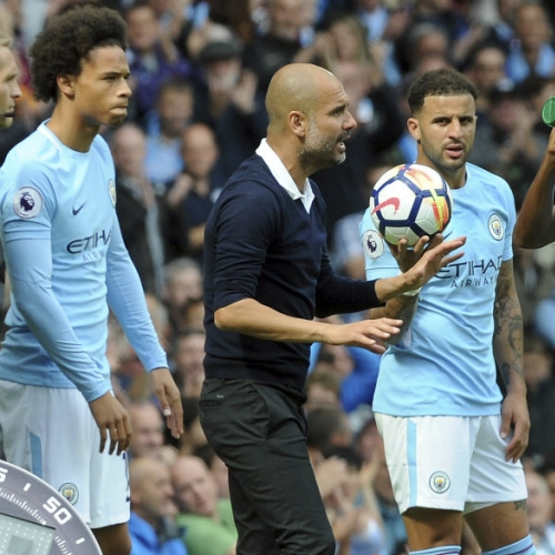 Palace, beware: The Guardiola era is taking off at Man City