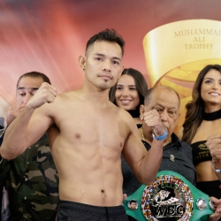Nonito Donaire Jr. makes weight for return bout