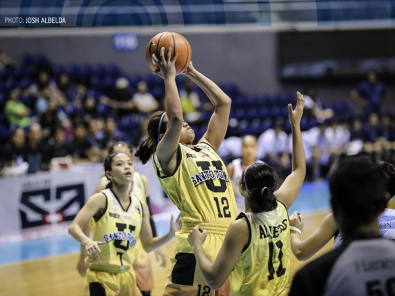 Technical foul on coach energizes Tigresses to solo second
