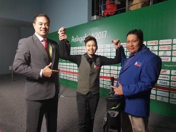 Taekwondo, pool bets add three silvers to PHI haul in AIMAG