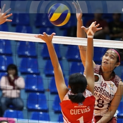 Lady Maroons notch third straight win