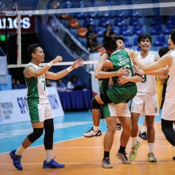 DLSU shoots for at least a semis spot playoff