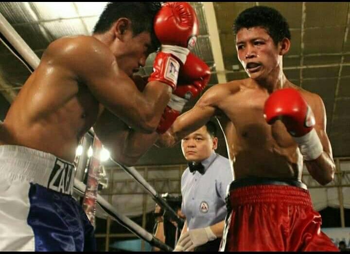 Pinoy boxer Michael Dasmarinas set for Singapore debut