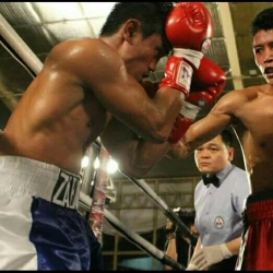 Pinoy boxer Michael Dasmarinas set for Singapore debut