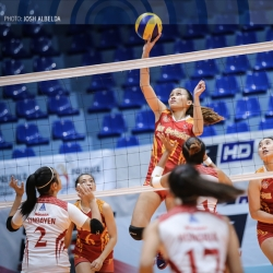 Lady Stags eliminate Lady Pirates in semis berth race