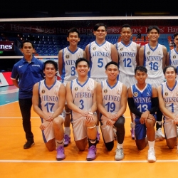 Ateneo Blue Eagles as high-flying as ever