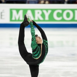 Pinoy skater Michael Martinez misses cut for Winter Olympics