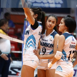 Adamson guns for elims sweep, move on after losing Galanza