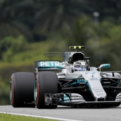 Bottas downbeat after 5th place in Malaysia