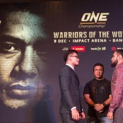 Wiratchai meets Yakhyaev in lightweight title eliminator