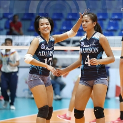 Lady Falcons complete elimination round sweep