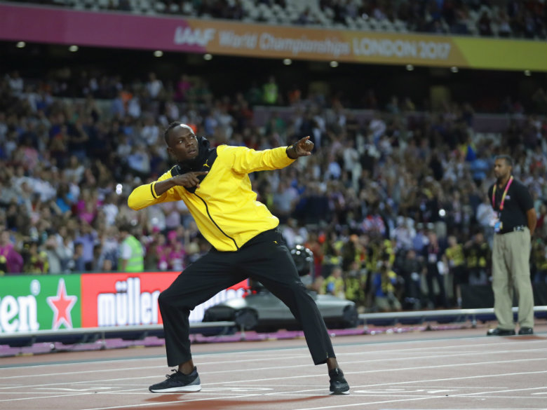 McLeod nominated for IAAF Male Athlete of the Year