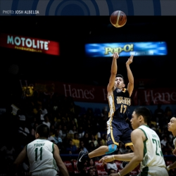 JRU out to strengthen stranglehold on third spot