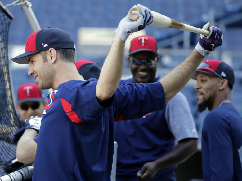 MLB Playoff Odds Minnesota Twins at New York Yankees