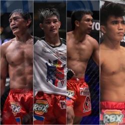 Team Lakay stars headline stacked ONE card in Manila