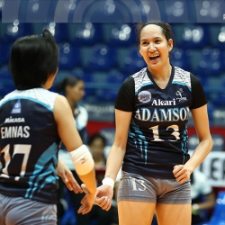 Lady Falcons, Lady Tams square off in semis Game 1