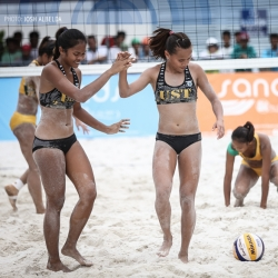 UST begins UAAP beach volleyball title-retention bid