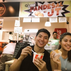 Jeron Teng and Jeanine Tsoi get into the food business