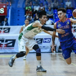 Arellano out to boost bid for playoffs up against CSB