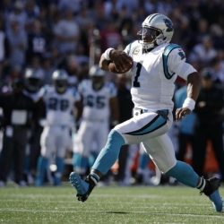 Editor: Cam Newton comments to female reporter 'out of line'