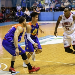 Brownlee says Ginebra has to match TNT's physical play