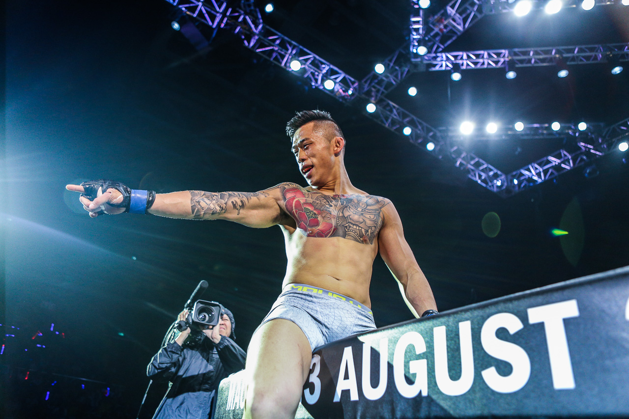 Nguyen guarantees stoppage against Folayang