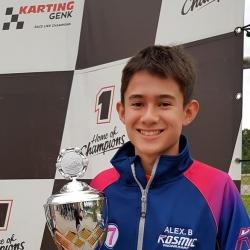 Fil-Brit racer earns entry to IAME world tilt in Le Mans