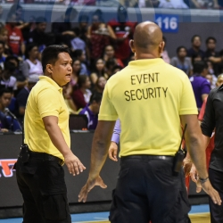 Tim Cone on Alfrancis Chua: He's the boss
