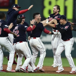 Extra special: Indians edge Yankees 9-8 in 13, take 2-0 lead