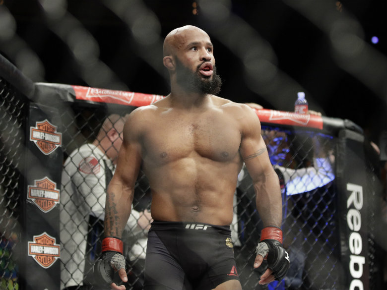 Demetrious Johnson lands incredible suplex-to-armbar finish at UFC 216