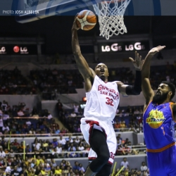 Brownlee's PBA career high carries Ginebra to the Finals
