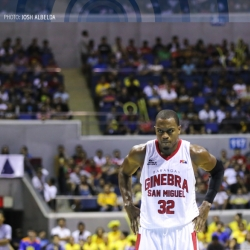Justin Brownlee is moving on from