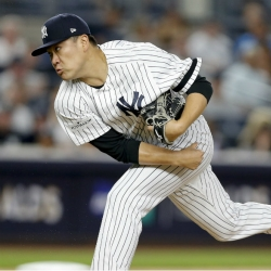 Tanaka, Judge save Yanks; Bird homers for 1-0 win in Game 3