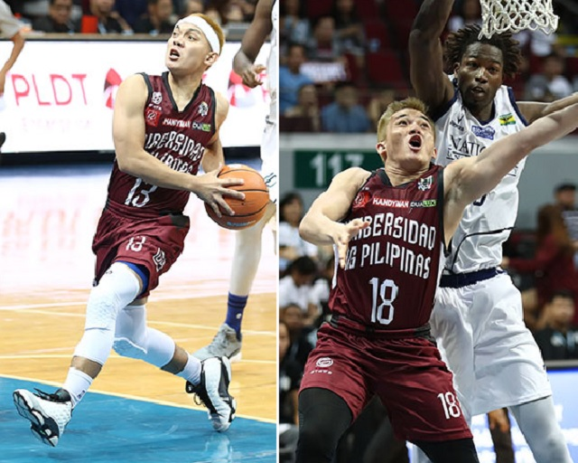 Desiderio, Manzo try to summon 'Never say die' spirit for UP
