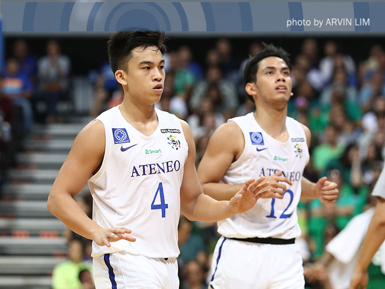 Blue Eagles say their win against Green Archers was an upset