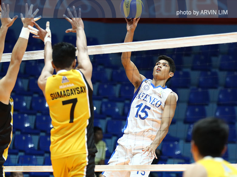Blue Eagles set up Finals showdown versus Tamaraws