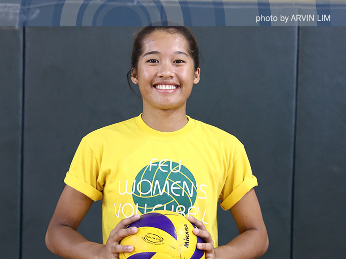 Nanibago talaga ako -- Pons on return to indoor volleyball