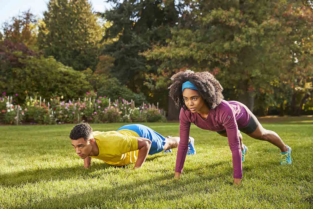 Renew your membership to Nature's Gym!