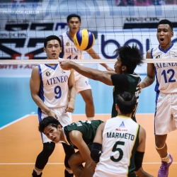 Blue Eagles, Tams begin Finals showdown