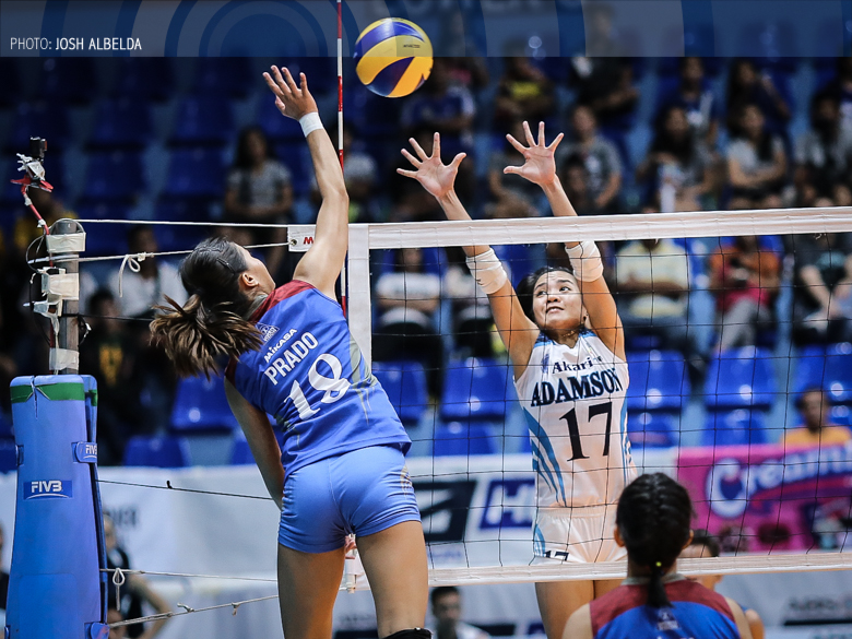 Lady Falcons, Lady Chiefs start battle for third series